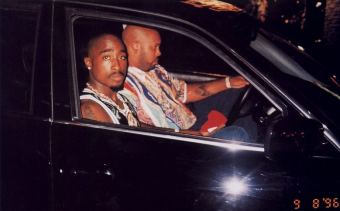 pac and suge