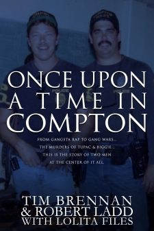 Once Upon A Time In Compton (Front)