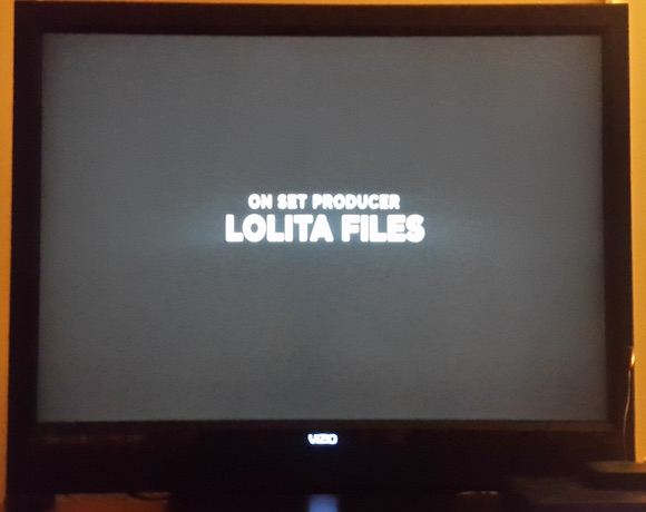 Lo's End Credit on AEOM HBO First Look